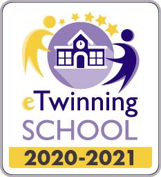 Награда за еТвининг училиште за 2020/2021 година